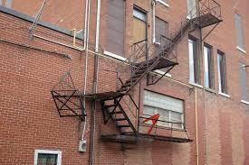 fire escape by west coast fire escapes